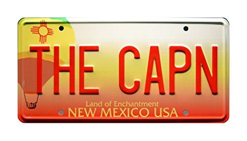 Metal Stamped License Plates Celebrity Machines Breaking Bad The CAPN LWYRUP