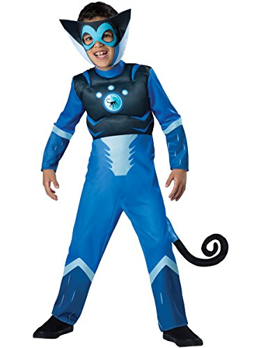 (Wild Kratts Spider Monkey-Blue Costume,)
