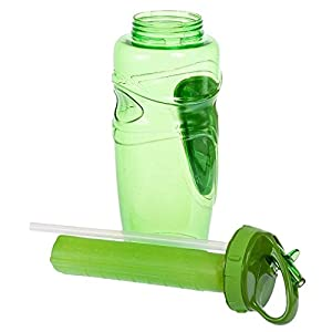 Cool Gear 32 Oz Ez-freeze Water Bottle - Solstice - BPA Free - PVC Free - Phthalates Free (Green)