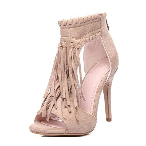 aad12e489d2f2 Amazon.com: DingXiong 2018 Hot Women High Heels Shoes Open Toe ...
