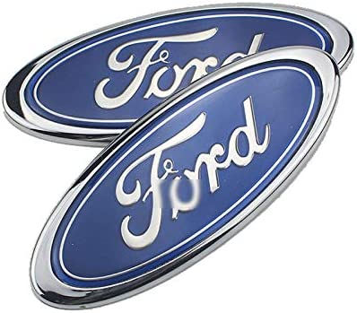 D28JD Logo Emblema para troncales cap/ó//Trasero Tapa de la Puerta Posterior del Tronco ABS Cartas Personalizado para el F-ORD Antiguo Mondeo Fox Fiesta