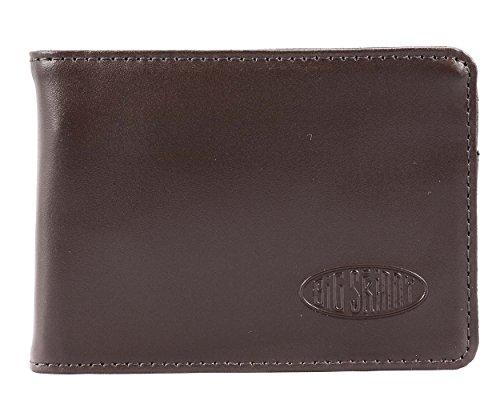 big-skinny-mens-acrobat-leather-money-clip-slim-wallet-brown