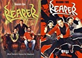 Reaper Complete Series Seasons 1 and 2