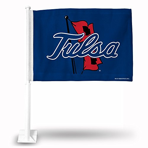 Tulsa Golden Hurricane Car -