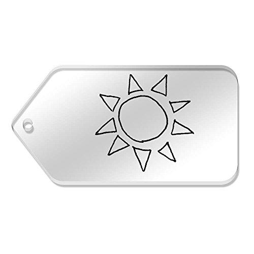 10 Cancella Great 'sun' Mm X Azeeda Tag 99 di 51tg00021614 OuTikZPwXl