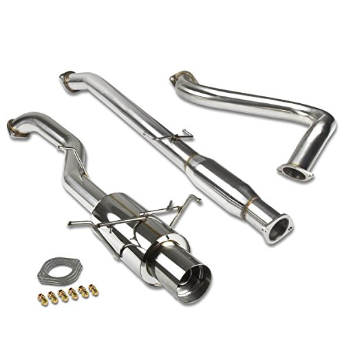 Nissan Sentra Catback Exhaust System With 4