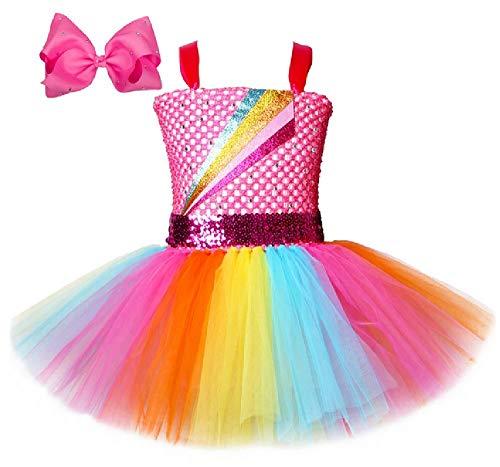 Halloween Costumes Argos (Chunks of Charm Rainbow Joe Jo's Costume Tutu Dress from Dot Com)
