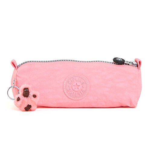 Kipling Freedom Pen Case/Cosmetic Bag (Conversation Heart Pink)