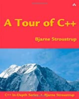 A Tour of C++ Front Cover