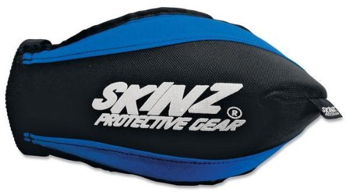 Skinz Protective Gear Pro-Series Handguards - Black/Blue HGP100-BK/BL
