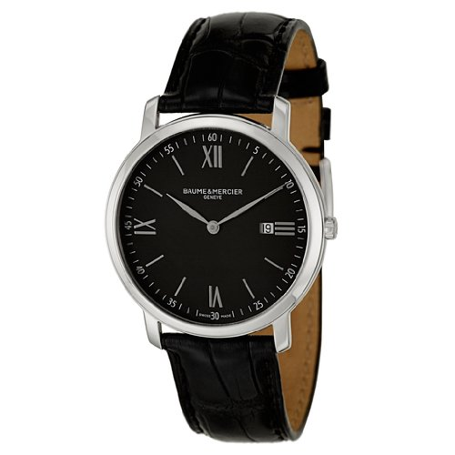 Baume-and-Mercier-Classima-Executives-Mens-Quartz-Watch-MOA10098