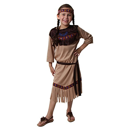 Girls (Child Indian Girl Costume)