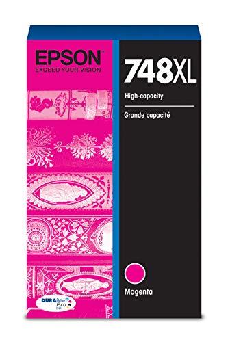(Epson DURABrite Pro T748XL320 Ink Cartridge - High Capacity Magenta)