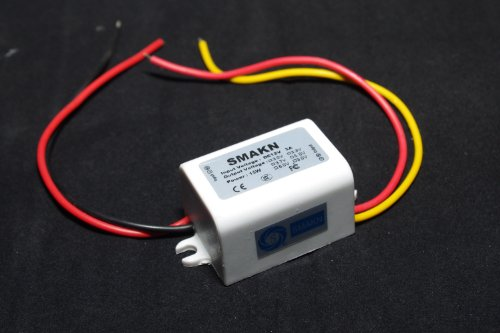 SMAKN® DC/DC Converter 12v Step Down to 9V/2A Power Supply Module