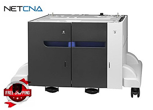 Hewlett Packard Paper Feeder (HP Paper Feeder and Stand - printer base with media feeder - 3500 pages - By NETCNA)