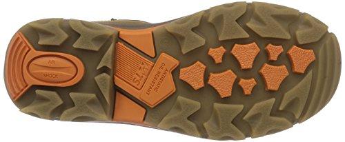 MTS Sicherheitsschuhe M-gecko Sierra S3 Flex 16009 - Calzado de protección Unisex adulto Braun
