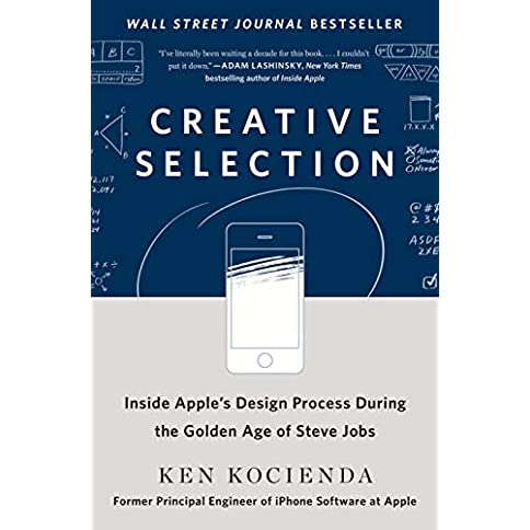 - 41 2BncOv1ekL - Creative Selection: Inside Apple's Design Process During the Golden Age of Steve Jobs