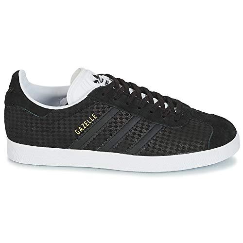 White Core Core Black Zapatillas Footwear Mujer Gimnasia 0 Gazelle Negro W de Black Adidas para gqOBwv