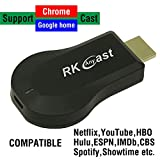 Wireless HDMI Adapter tv OHNICE Streaming Sticks Miracast WiFi Chromecast Display Dongles Digital AV to HDMI Converter Adaptor Connector PC/iPhone /Android Mobile Phones, Support DLNA Airplay