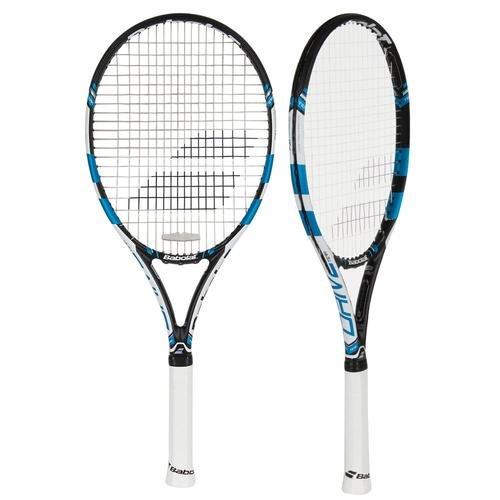 バボラ2015ピュアドライブチームテニスラケット – unstrung (1/8)  B06XHNZQNF
