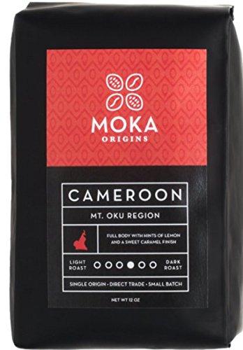 Cameroon Mt Oku Region Whole Bean Coffee