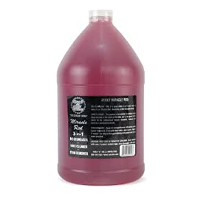 Rock N Roll Miracle Red Bicycle Degreaser/Hand Cleaner/Stain Remover - 1 Gallon