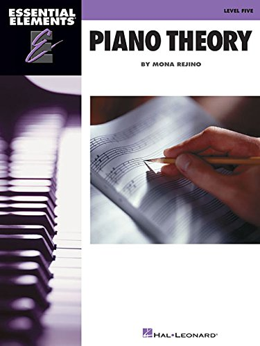 Essential Elements Piano Theory - Level 5 (Essential Elements Level 5) - New Essential Elements