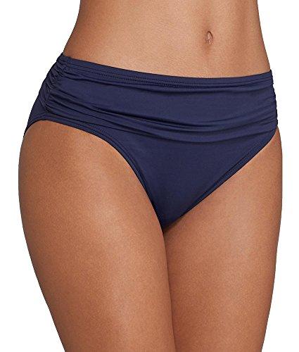 Tommy Bahama Pearl Solids Sash Bikini Bottom, S, (Bahama Bikini Top)