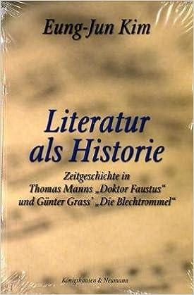 Literatur als Historie