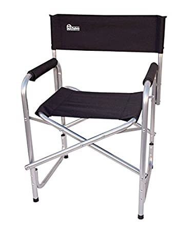 Earth U0026quot;Extra Heavy Dutyu0026quot; Folding Directoru0027s Chair W/ Extra  Heavy Duty