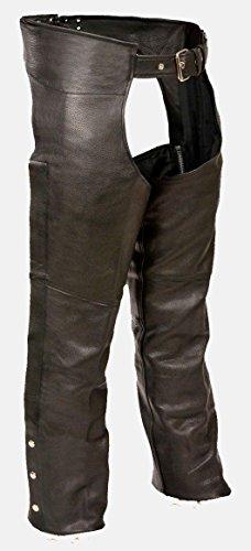 Leather Motorbike Pants - 5