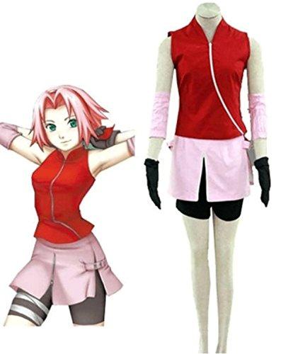 Relax (Haruno Sakura Cosplay Costume)