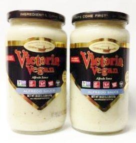 Victoria Sauce Alfredo Vegan Origi