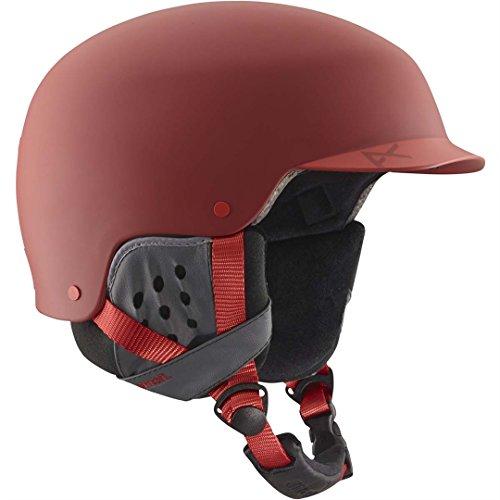 red audio helmet - 6