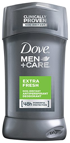Dove Men + Care déodorant anti-transpirant, extra-frais 2.7 oz (Twin Pack)