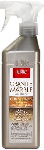 Amazon Com Dupont Granite Marble Countertop Cleaner Protector