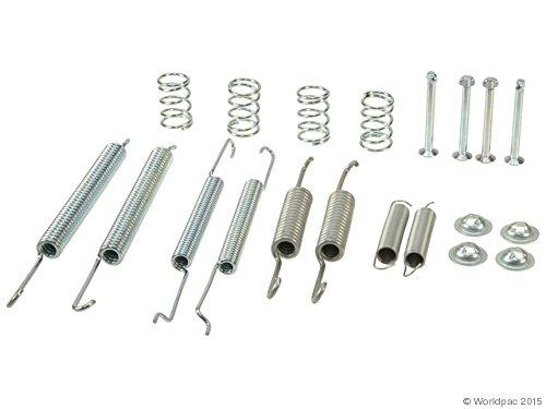 Textar Brake Hold Down Spring Kit (W0133-1971694)