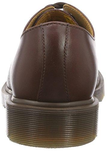 Dr Martens Unisex 1461 Pw Tan Lace Lace Shoe (11839220) Tan