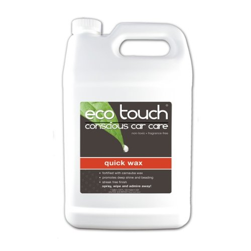 Eco Touch (QWX1G) Quick Wax - 1 Gallon