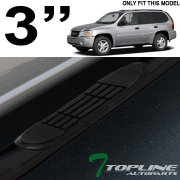 06 trailblazer running boards - 5