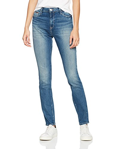 Royal 911 Skinny Femme Rise Blue Bleu RBST Tommy Stretch Santana Jeans High HZ6qA6