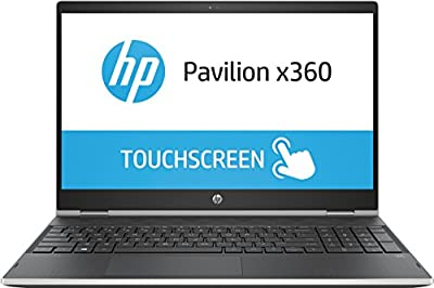 "HP Pavilion x360 15.6"" 2-in-1 Laptop: Core i5-8250U, 128GB SSD, 8GB RAM, 15.6"" Full HD Touchscreen, Backlit Keyboard"