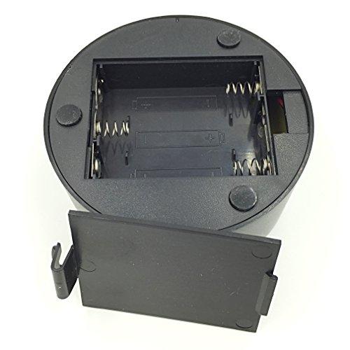 LED Lamp Base for 3D Illusion Acrylic Light Panels, Remote - Import