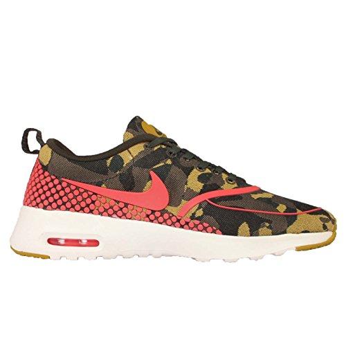 Nike Beige Primera Jacquard 36 de 5 807385 Calidad de Air 200 Deporte Size MAX Thea Zapatilla vravw