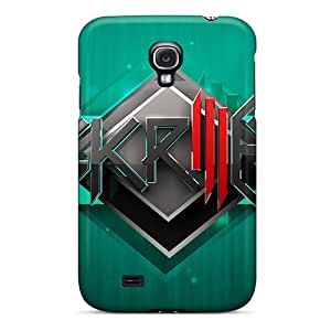 Samsung Galaxy S4 BFD2931xqGe Unique Design Trendy Skrillex Image Great Cell-phone Hard Covers -PhilHolmes