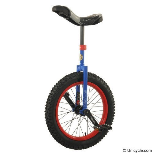 "Nimbus Trials Unicycle 20"" - Spiderman"