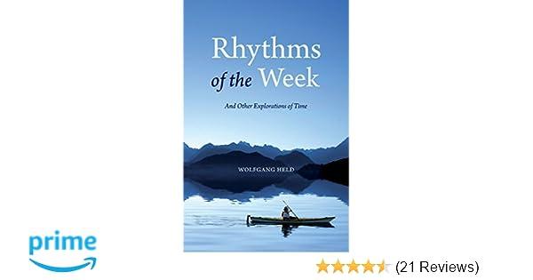rhythms of the week held wolfgang