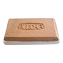 Alkena Natural Clay Plasticine with Beeswax - Brown