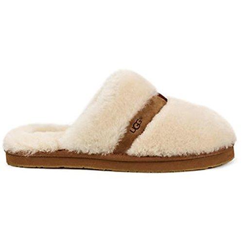 AI17 1017549 Dalla Pantofola Donna Montone UGG Scarpe Natural x4U8vv