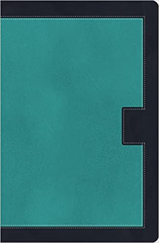 The NKJV, Study Bible, Leathersoft, Blue: Second Edition (Signature